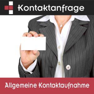 Kontaktanfrage - Für allgemeine Kontaktanfragen an Termin Bau GmbH