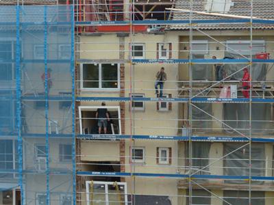 Termin Bau - Ihre Baufirma in Leipzig Böhlen für Sanierung und Modernisierung