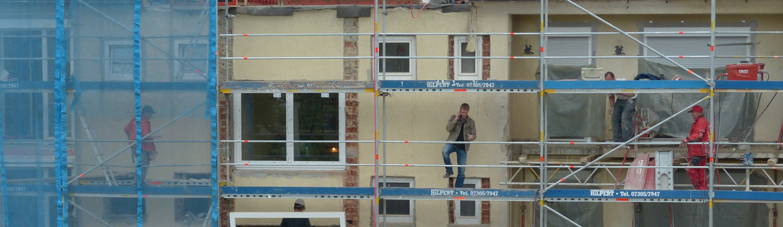 Termin Bau GmbH - Modernisierung und Sanierung im Saalekreis