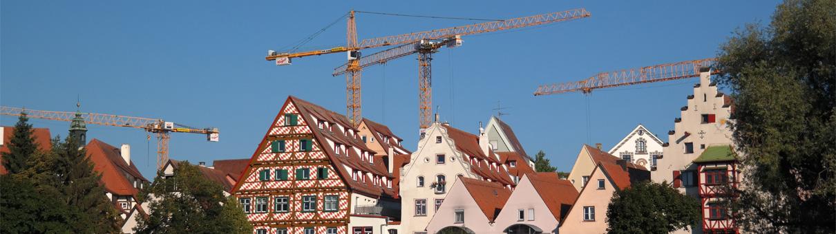 Ihr zuverlässiges Bauunternehmen in Leipzig für Rohbau, Neubau, Sanierung, Putzarbeiten