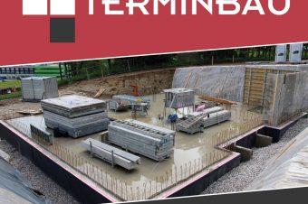 Tiefbau und Erdarbeiten – Termin Bau – Rohbau, Neubau, Fundamente
