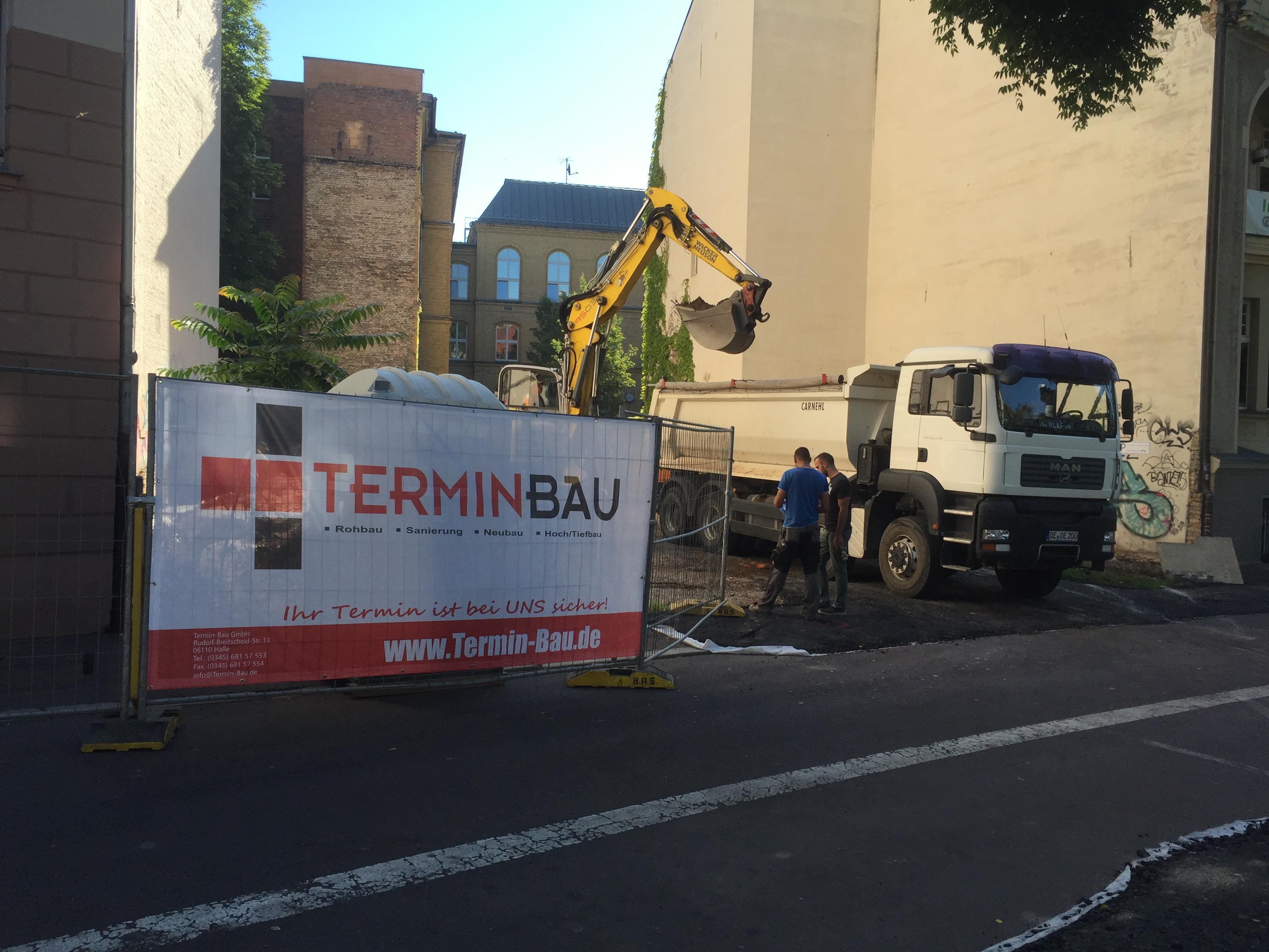Sanierungen in Leipzig und Halle - Altbausanierung mit Termin Bau