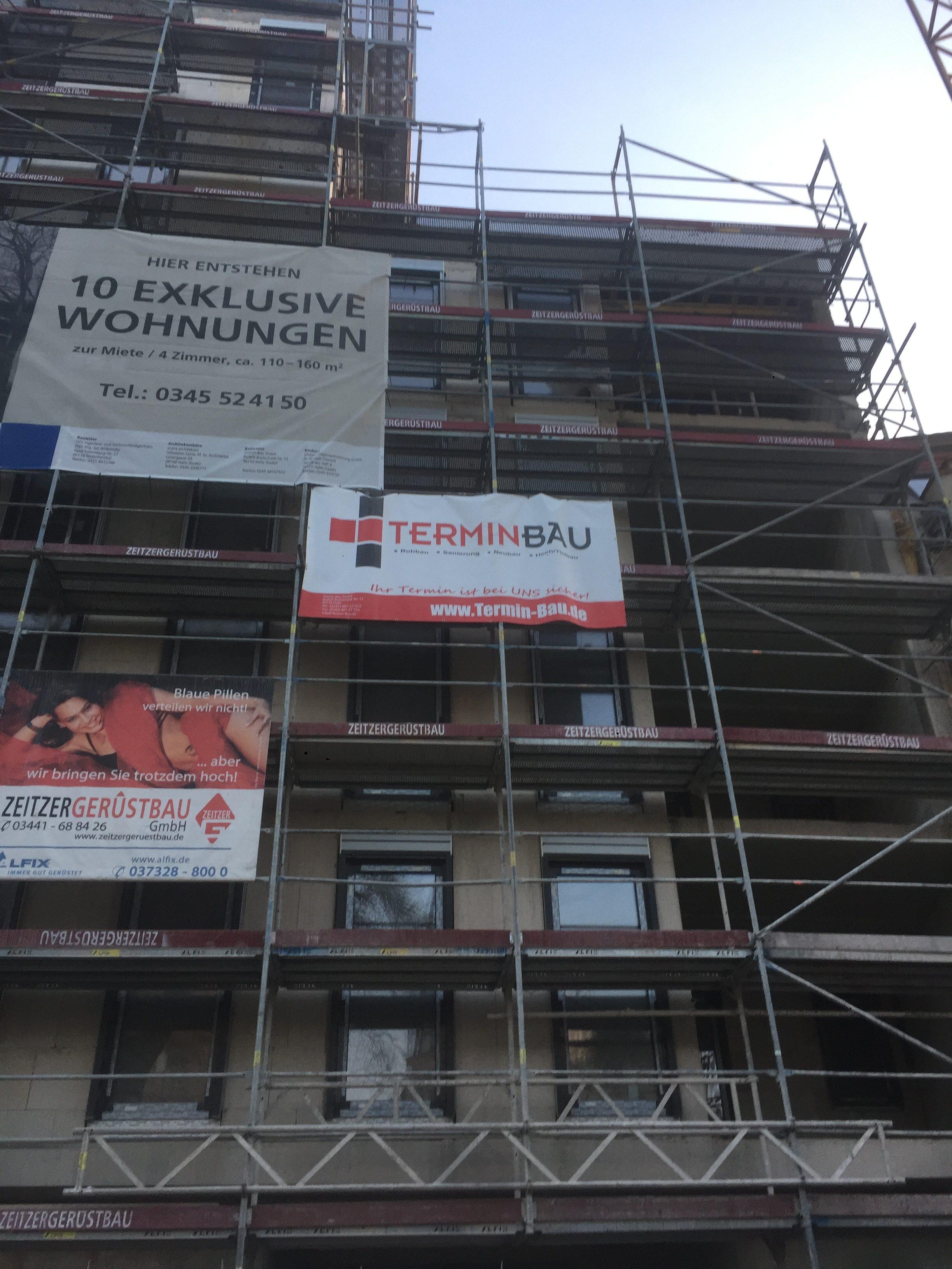 Sanierung von Altbauten in Leipzig - Modernisierung und Altbausanierung mit Termin Bau