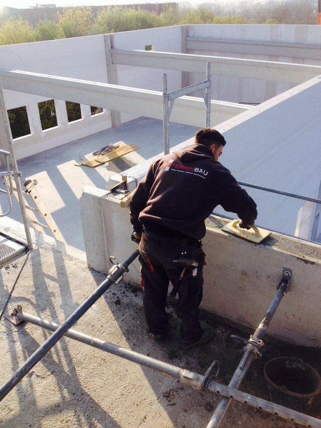 Maurerarbeiten in Leipzig - Mauerwerk, Betonbau, Verputzen alles aus einer Hand