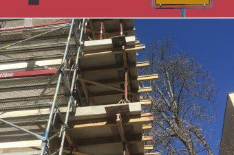 Fassadenkonstruktion – Was kostet eine Fassadensanierung