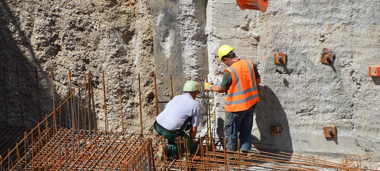 Tiefbau und Erdarbeiten - Termin Bau - Rohbau, Neubau, Fundamente
