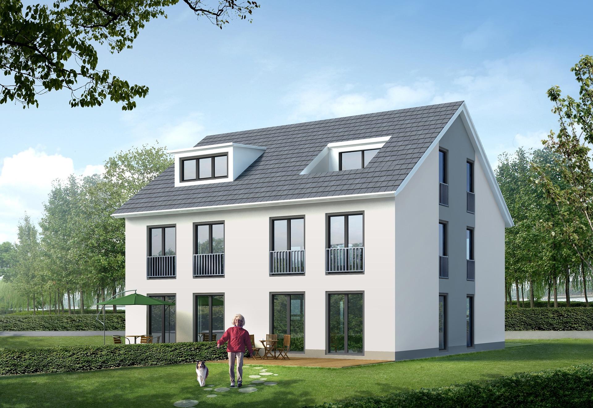 Doppelhaushälfte bauen in Leipzig, Halle und Umgebung