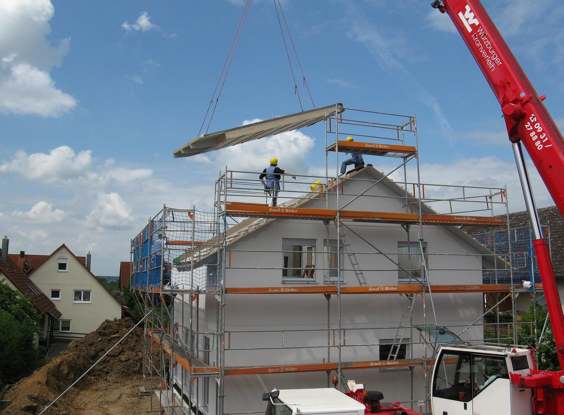 Handwerker mit Tradition - Termin Bau Ihre Baufirma in Leipzig und Halle