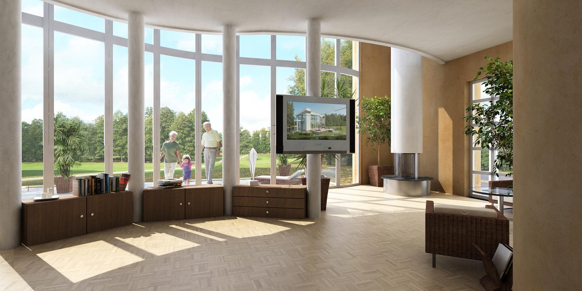 Innenputz - Für ein perfektes Wohnerlebnis und ein gutes Raumgefühl - Termin Bau Halle - Ihre Baufirma in Halle und Leipzig