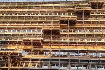 Für einen neuen Glanz – Fassadensanierung in Leipzig, Halle