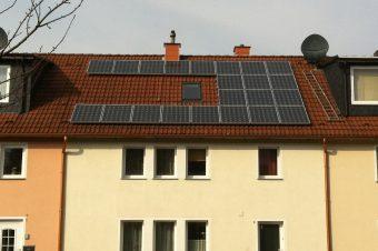 Solarthermoanlagen – energieeffizient Sanieren – Wärmegewinnung aus erneuerbaren Energien