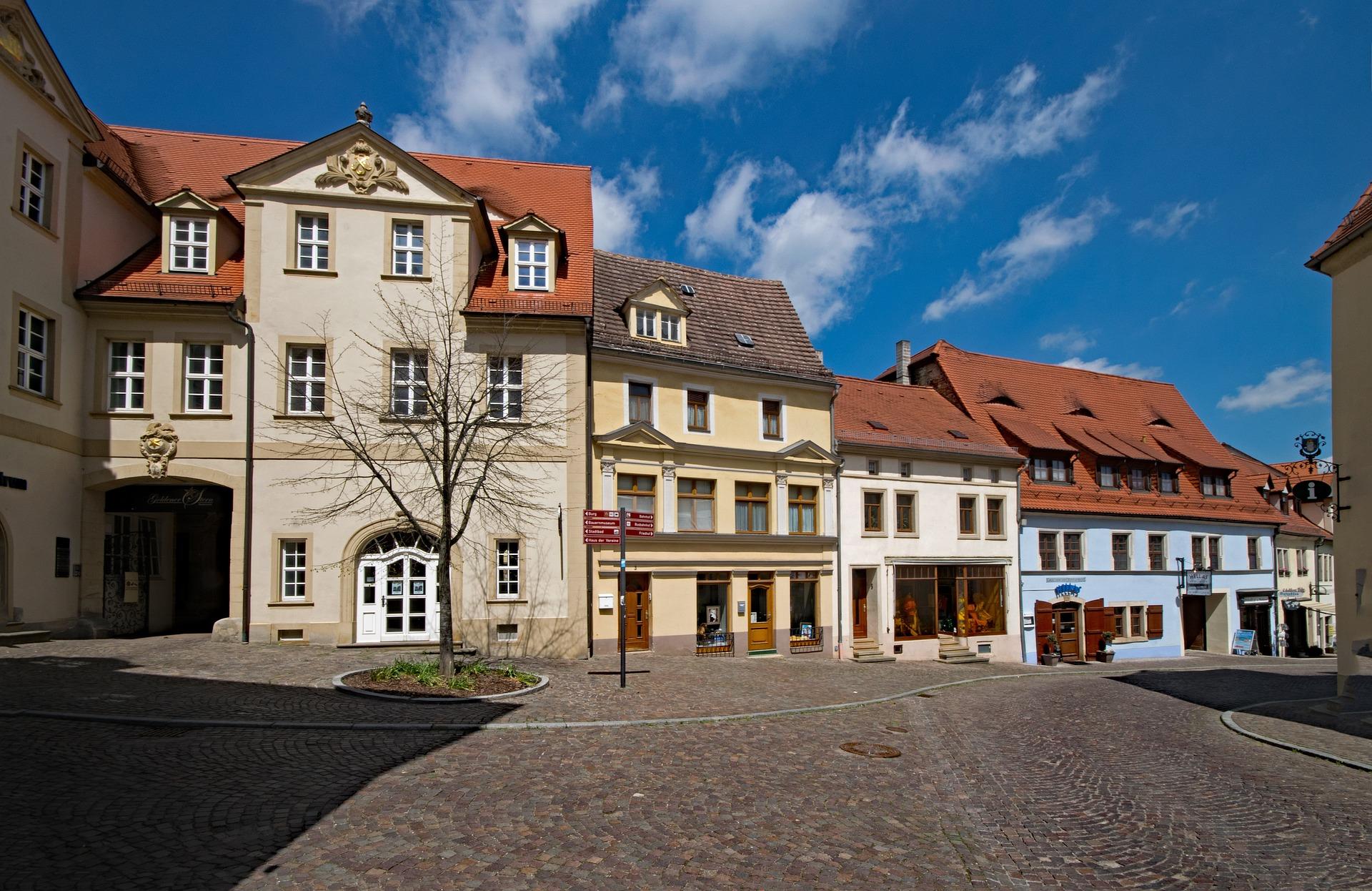 Altbausanierung Querfurt - Bausanierung, Fassade und mehr