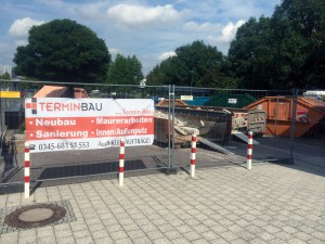 Termin-Bau GmbH Halle / Leipzig